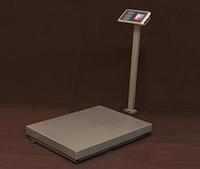 Весы товарные Олимп TCS-К4 (600х800 мм, 600 кг)