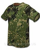 Камуфляжная футболка ряска