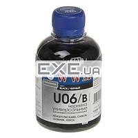 Чернила WWM Universal CANON/ HP/ LEXMARK/ XEROX Black (200г) U06B (U06B)