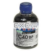 Чернила WWM CANON PG40/ 50/ PGI5Bk/ BCI-15 Black Pigment. (200г) C40BP (C40BP)