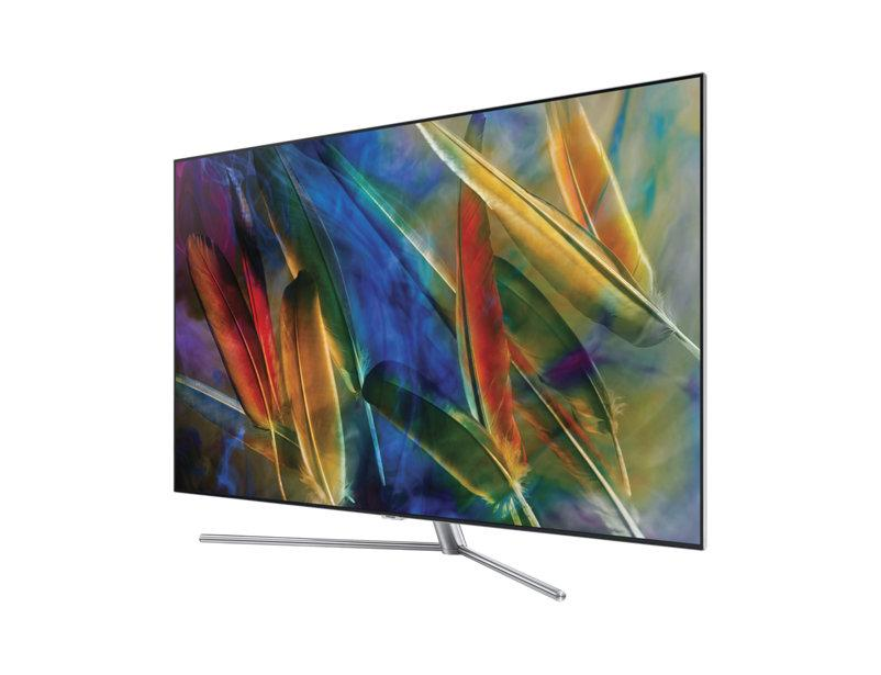 Телевизор Samsung QE49Q7F (PQI 3100Гц, UltraHD 4K, Smart, Auto Depth Enhancer, Supreme UHD Dimming, QHDR 1500), фото 3