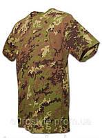 Камуфляжная футболка Вегетато