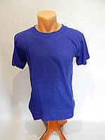 Мужская футболка KLP синяя р. 46 152ф, фото 1