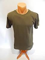 Мужская футболка KLP хаки S-XXXL