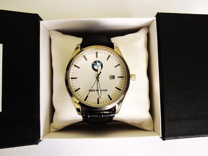 875fd8dc Мужские наручные часы BMW (БМВ) золото с белым циферблатом: продажа ...