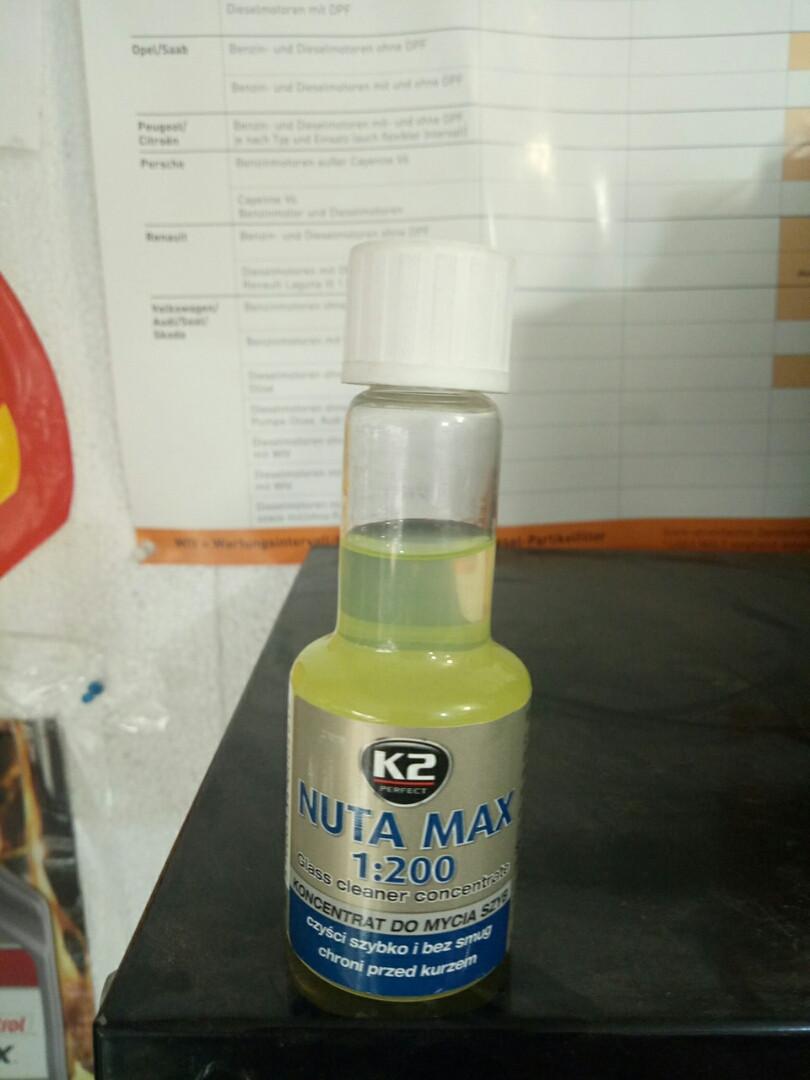 Концентрат омывателя K2 Nuta max 1:200