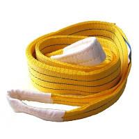 Строп текстильный кольцевой СТК ленточный