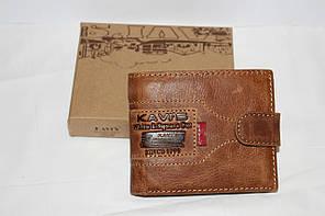 Кожаный кошелек Kavi's 4016, фото 2