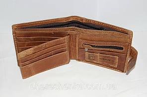 Кожаный кошелек Kavi's 5605, фото 2