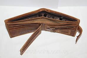 Кожаный кошелек Kavi's 5605, фото 3