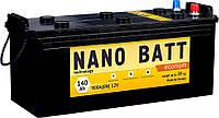 Аккумулятор NANO BATT Econom - 140 +левый 900 A