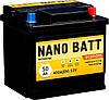 Аккумулятор NANO BATT Econom - 50 +левый 400 A