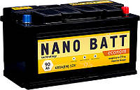 Аккумулятор NANO BATT Econom - 90 +правый 680 A