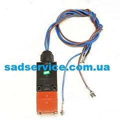 Выключатель для садового измельчителя AL-KO MH 2800 EASY CRUSH