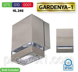 Фасадный светильники HL246  GARDENYA-1