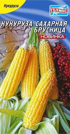 Семена кукурузы сахарной Брусница 10 г, фото 2