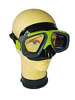 Маска  для плавания Intex 975 поликарбонат с пвх детская/подростковая (от 6 лет)