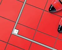 Напольный люк из оцинковки с высотой крышки 140мм ACO Access Сovers 2.0 GS  700*700