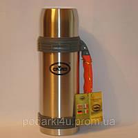 Термос питьевой металлический 1,0 л