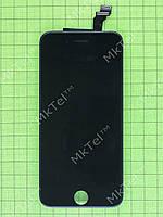 Дисплей iPhone 6 с сенсорным экраном Копия АА Черный