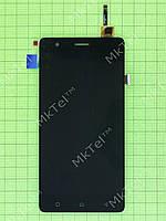 Дисплей Lenovo Vibe K5 Note (A7020A40) с сенсором Оригинал Китай Черный