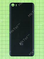 Крышка батареи Xiaomi Mi5 Оригинал Китай Черный