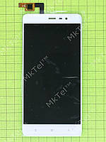 Дисплей Xiaomi Redmi Note 3 Pro Special Edition с сенсором Копия АА Белый
