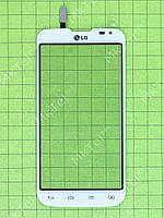 Сенсор LG L90 Dual D410 Оригинал элем. Белый
