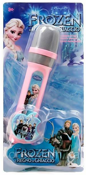 Микрофон детский Frozen 800-2 - Интернет-магазин Лорекс в Львове