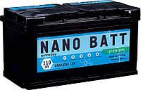 Аккумулятор NANO BATT  Premium - 110 +правый 950 A