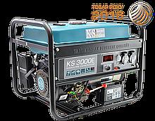 Бензиновый генератор KS 3000E