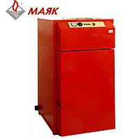 Котёл газовый Маяк АОГВ-100Э с атмосферной горелкой автоматика HoneyWell
