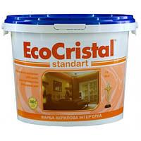 Интерьерная краска Ирком EcoCristal Standart ИР-231 3л