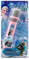 Микрофон детский Frozen 800-2