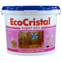 Интерьерная краска Ирком EcoCristal Super-Eco ИР-230С 3л