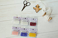 Бисер Mill Hill Frosted Glass Seed Beads