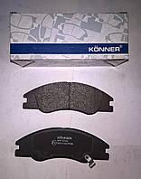 Тормозные колодки передние  Kia Cerato