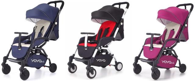 Прогулочная коляска Yoya X6