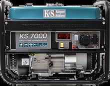 Бензиновый генератор Ks 7000