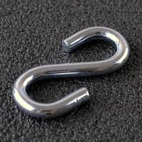Крюк S-образный 8мм (пач. 10шт)