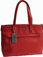 Женская сумка  с карманом спереди