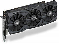 Видеокарта ASUS GeForce GTX 1060 6GB GDDR5 Gaming ROG (STRIX-GTX1060-6G-GAMING)