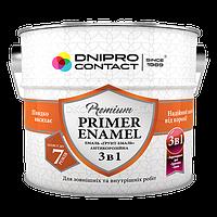 Грунт-Эмаль 3 в 1 Dnipro Contact Premium PRIMER-ENAMEL - Универсальная грунт-эмаль по металлу