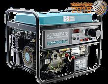 Бензиновый генератор KS 7000E ATS