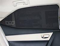 Солнцезащитные шторки на Toyota Corolla 2013+ (вставные)