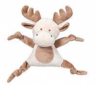 Игрушка Trixie Reindeer для собак плюшевая, 21 см