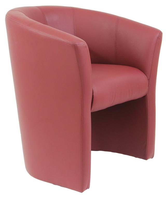 Кресло Бум, Флай бордовый