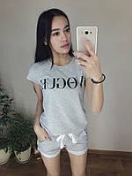 """Женская стильная футболка""""VOGUE"""""""
