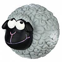 Игрушка Trixie Sheep для собак латексная, овечка, 11 см, фото 1