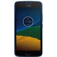 Мобильный телефон Motorola Moto G5 (XT1676) 16Gb Blue (PA610107UA)